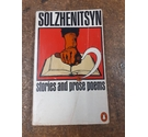 Solzhentisyn, Stories and Prose Poems, Penguin Paperback