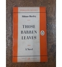 Those Barren Leaves, Penguin Paperback