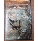 The Penguin Companion to Literature 1: British and Commonwealth Literature