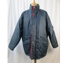 US Basic Sailing Jacket Blue Size: XXL