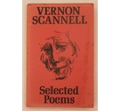 Vernon Scannell - Selected Poems - Signed by the Author