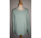 M&S Collection Jumper Green Size: 14