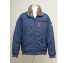 Hilfiger Denim HD Winter Jacket Dark Blue Size: XL