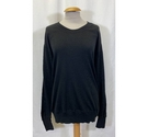 ALEXANDER WANG open back knitted sweater Black Size: M