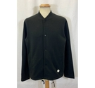 Folk Men's cotton bomber jacket Black Size: S