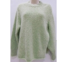 Autograph Knitted Jumper Pastel Green Size: 10