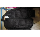 Pull & BEAR Jacket/Coat Black Size: L