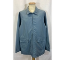 Pegasus oversized lightweight jacket Blue Size: M