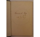 A Pot Pourri of Verse - Signed First Edition