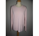 M&S Collection Jumper Pink Size: 14