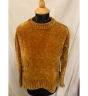 M&S Collection Jumper Dark Gold Size: S