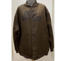 Nike Air Bomber Jacket Chocolate Brown Size: XXL