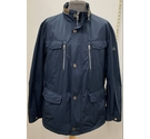 Bugatti Lightweight Nylon Field Jacket Navy Blue Size: XL