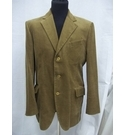Cordings Piccadilly London Men's Jacket Tan Size: L
