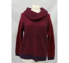 CPM The Collection Jumper Red & Purple Size: 12