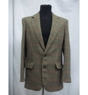 James Barry Men's Tweed Jacket Mixed Colour Size: M