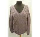 Unbranded hand made jumper multi Size: L