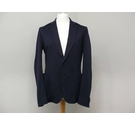 Paul Smith cotton blazer dark blue Size: M
