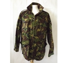 Nato camouflage army military cotton jacket coat utility green brown Size: L