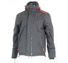 Superdry hooded anorak black Size: M