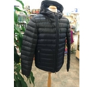 Eden Park Down filled jacket Black and navy Size: M