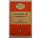The Man of Property - Penguin First Edition