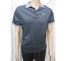 Barbour Polo Shirt Grey Size: L