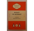Night in Bombay - First Penguin Edition with Dust Jacket