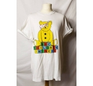 Vintage 1980s Children in Need t-shirt white Size: XL