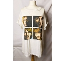Vintage RARE Beatles t-shirt white Size: XL