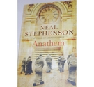 Anathem Neal Stephenson Signed First Edition