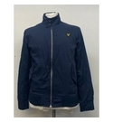 Lyle Scott Vintage Jacket Navy Blue Size: S