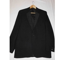 Daks Simpsons 50s Dinner/Dress suit/Tuxedo black Size: S