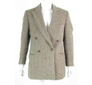 Unbranded Harris Tweed jacket light oak Size: L