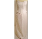 BNWT size 8 two piece ivory wedding dress
