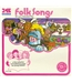 Kiddicraft Folk Songs (331/3 EP) Children accompanied by Eira Davies
