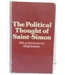 The Political Thought of Saint-Simon