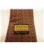 Tootal Designer Tie Red & Black With APT Letter Design