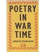 Poetry In Wartime, An Anthology