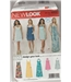 New Look Beach/Party Dress Pattern - 6902 - size Juniors 3/4-13/14