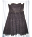 New Look - Size: 12 - Black - Knee length dress