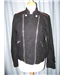 Topshop - Size: 8 - Black - Smart jacket / coat