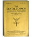 The Dental Cosmos, December 1927, vol. LXIX, #12