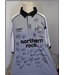 Newcastle Falcons Signed Jersey Cotton Traders - Size: XXL - Grey - Rugby top