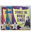 Songs the World Sings  3 volumes