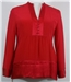 NWOT East size 14 red top