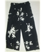 NWOT M&S Autograph size: 12S black floral mix trousers