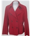 Per Una size: M red jacket