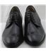 NWOT M&S Collection Luxury, size 6.5 black leather Derby lace ups