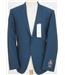 "NWOT M&S Savile Row inspired size: 38""L teal single breasted suit jacket"